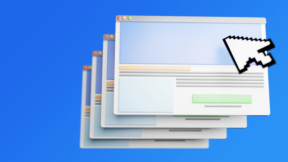 Landing Page Duplication