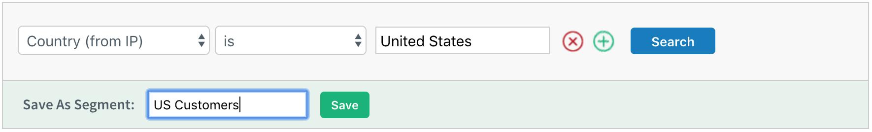Segment subscribers based on location